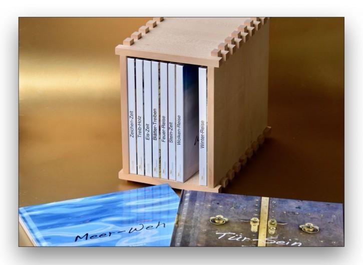Bücher-Box mit 10 Titeln