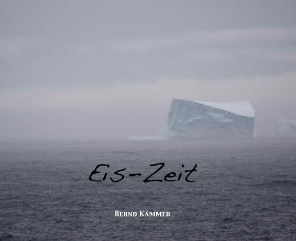 """Buch """"Eis-Zeit"""""""